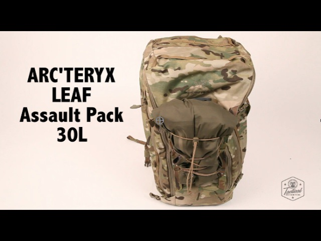 Arcteryx LEAF Assault Pack 30L 2017