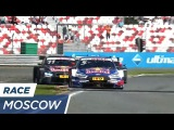 Ekström's the way to the podium - DTM Moscow 2017