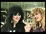 Ann &amp Nancy Wilson Sisters Moments