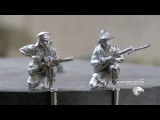 How It's Made - Miniature War Figures P2
