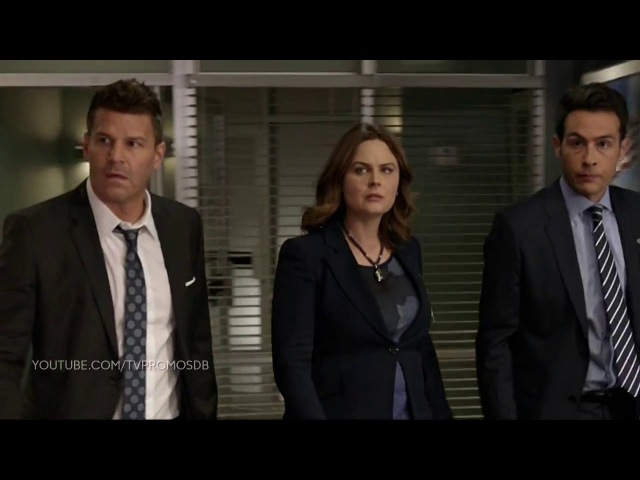 Промо 3 серии 12 сезона сериала Кости Bones