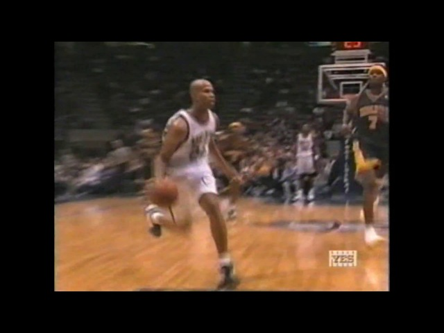 Richard Jefferson BIG Windmill Jam (2002)