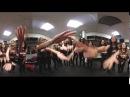 Miami HEAT Dancers Pregame - 360 Video