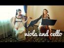 Bela Bartok Duet for viola and cello