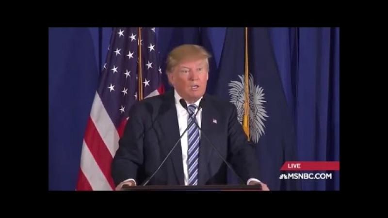 Der neue US-Präsident Trump: Angela Merkel ist ein Desaster für Deutschland!