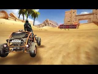 Asphalt Xtreme buggy bug