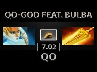 QO Naga Siren Fast Farm ► Feat. BuLba Timbersaw ► Dota 2 [7.02]
