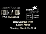 The Business Discussion with Larry Moss