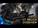 Paragon - Lt. Belica Overview Trailer | PS4