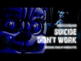 Rissy ft. Cheshire - FNAF Sister Location Song - Suicide Didnt Work (Original MiaRissyTV Song)