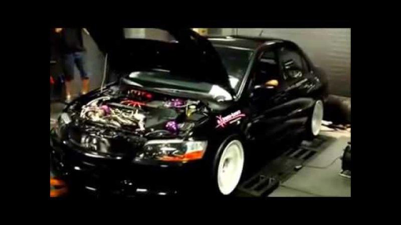 Mitsubishi Lancer Evo IX 2000HP ExtremeTuners™