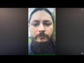 Иеромонах Фотий мечтает о простых вещах / Перископ отца Фотия 2016 на TopPeriscope.Ru
