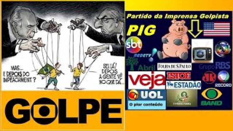 Nos Bastidores do Poder.Os assuntos que a Imprensa Golpista Esconde No Brasil