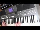 Следи За Собой Виктор Цой и группа КИНО на синтезаторе Yamaha psr s670