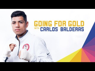 Going for Gold with Carlos Balderas