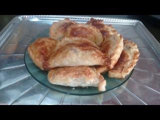 Empanadas hojaldrada de carne con diferentes cierres fácil y rica