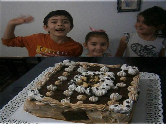 CdA Torta chocovaini de banana con chispas de chocolate rica,facil, rapida y sin cocción