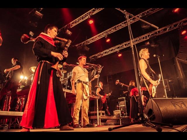 In Extremo, Gilead - Ai Vis Lo Lop (Live in TeleClub, 09.04.14)