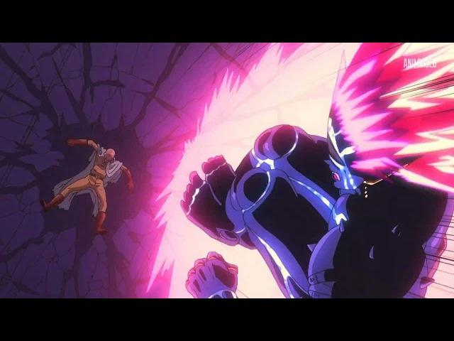 One Punch Man [AMV] HD | Saitama vs Boros