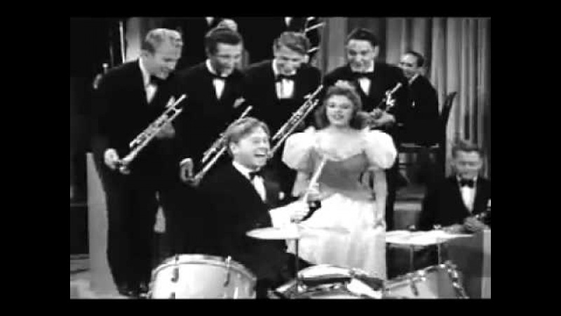 Strike Up The Band - Mickey Rooney (1940)