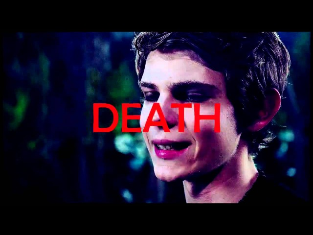 He's a bloody demon- Peter Pan OUAT