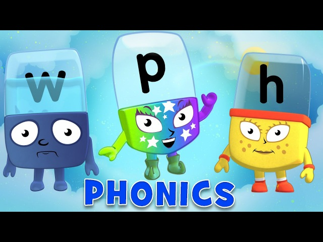 Learn to Read | Phonics for Kids | Letter Vowels - WH and PH