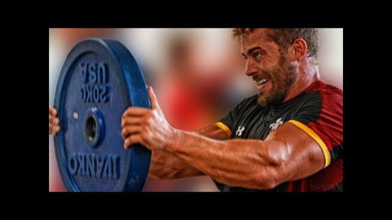 Rugby Motivation - Gym Training