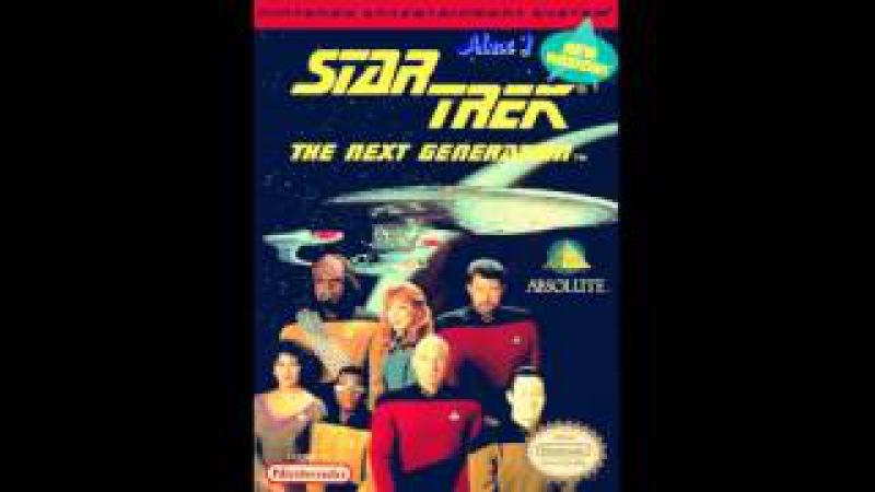 [NostalgiA] [NES \ Dendy] Star Trek The Next Generation - Full Original Sound ost