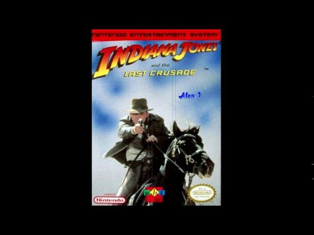 [NostalgiA] [NES \ Dendy] Indiana Jones and the Last Crusade - Full Original Sound ost