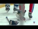 Бой КХЛ Артюхин VS Осипов KHL Fight Artyukhin punishes Osipov