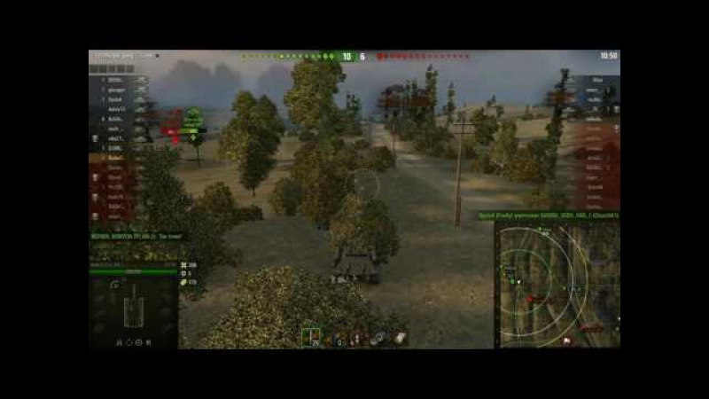 Stoned battle for self propelled artillery su 85