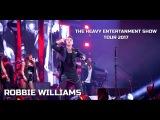 Концерт Робби Уильямса (Robbie Williams) в сентябре 17-го в Москве и СПб