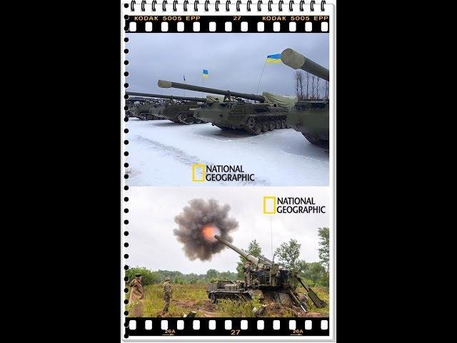 💥💛УКРАИНСКИЙ ЯДЕРНЫЙ СЮРПРИЗ - 2С7 «ПИОН» (203 ММ)💙💨\UKRAINIAN NUCLEAR SURPRISE - 2S7 PION
