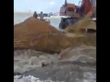 Потоп в Карагандинской области 2017. Каркаралинский район.