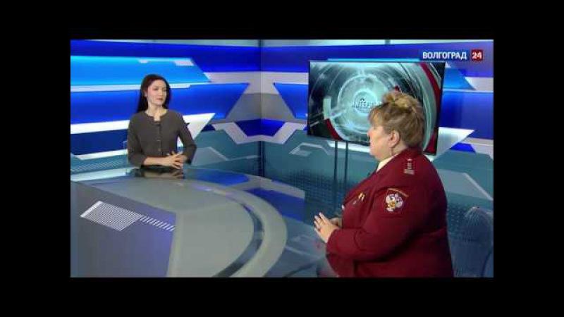 Ситуация с заболеваемостью гриппом и ОРВИ в Волгоградской области. Интервью. Елена Краснова