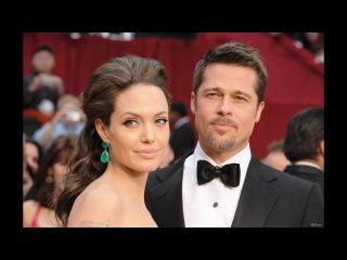 Развод Анджелины Джоли и Брэда Питта: кто виноват?