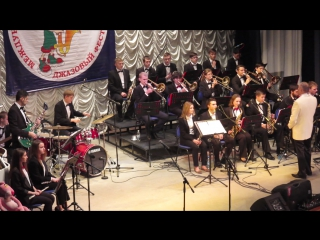 4.11.16. Джаз-оркестр НГТУ. A Few Good Man