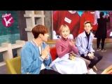 [VK] 05.11.2016 After School Club MC Kevin (U-KISS), Jimin (15&), Jae (DAY6) Greeting Thai fan @ KoreaJoa2016
