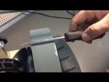 Варианты заточки ножей в мастерской Prozatochka. Часть 1: Станок с водным охлаждением.
