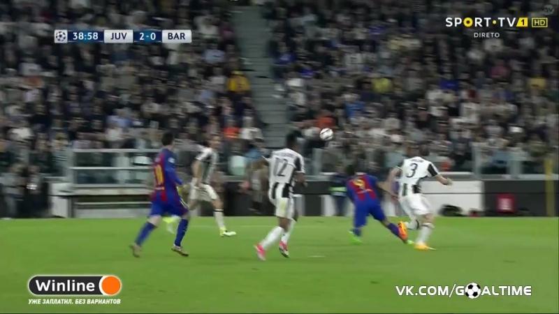 Смотреть матч ювентус барселона 2017