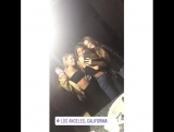 Bridget on Charlotte D'Alessio IG Stories • Mar 30, 2017