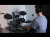 Arctic Monkeys - Old Yellow Bricks (Drum Cover)