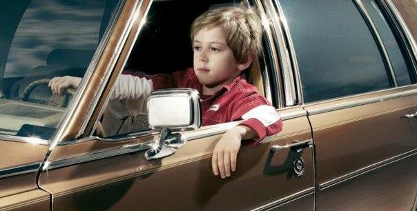 Под Красноярском 11-летний школьник угнал машину у спящих родителей
