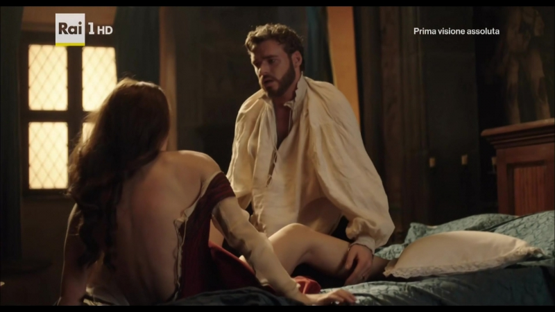 Annabel Scholey Nude Medici Masters of Florence s01e06 (2016) HD