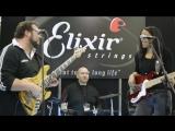 London Bass Guitar Show 2015 - Yolanda Charles, Federico Malaman,Gergo Borlai, Elixer string (1)