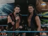 FCW Florida Tag Team Title MatchEddie Colon and Eric Perez vs Stu Sanders and Drew  McIntyre(FCW TV-12.10.2008)