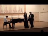 В.А. Моцарт. Дуэт Дон Жуана и Церлины из оперы