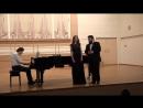 """В.А. Моцарт. Дуэт Дон Жуана и Церлины из оперы """"Дон Жуан"""""""