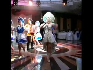 Марина Король Я патриотка ГРАНД-отель ВИДГОФ маринакороль япатриотка банкет литейныйконсилиум