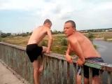 Прыгаем в воду)!